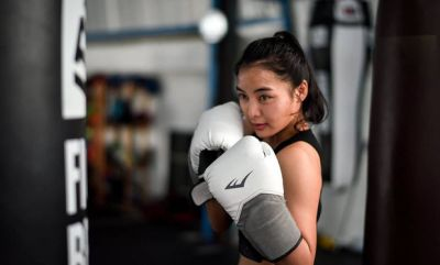Martial arts girls